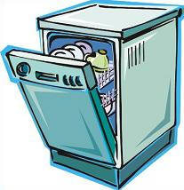 Dishwashers clipart banner transparent download Free Dishwasher Clipart banner transparent download