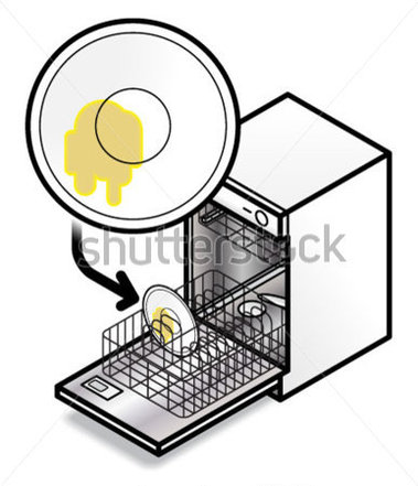 Dish washer clipart png royalty free Dishwasher clipart 3 » Clipart Station png royalty free