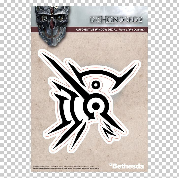 Dishonored death of the outsider clipart royalty free download Dishonored: Death Of The Outsider Dishonored 2 T-shirt Deus Ex PNG ... royalty free download