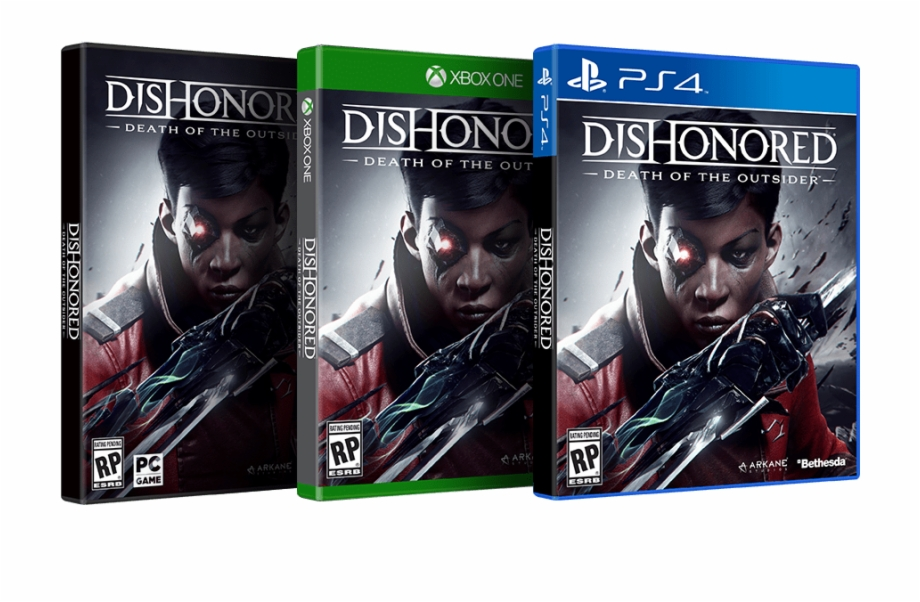 Dishonored death of the outsider clipart banner freeuse download Dishonored What Is Death Of The Outsider - Dishonored: Death Of The ... banner freeuse download
