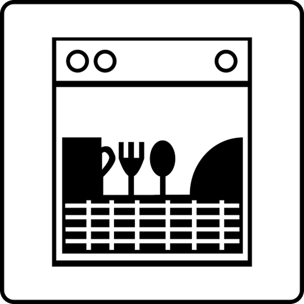 Dishwashers clipart clip art free stock Four Ways to Maintain Your Dishwasher - Docs Appliance Service clip art free stock