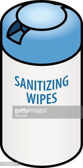 Disinfecting clipart vector transparent download Sanitizing Wipes premium clipart - ClipartLogo.com vector transparent download