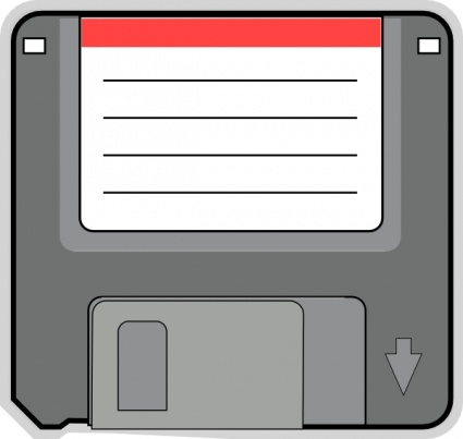 Diskette clipart clipart black and white library Diskette ClipArt cliparts, clipart - ClipartLogo.com clipart black and white library