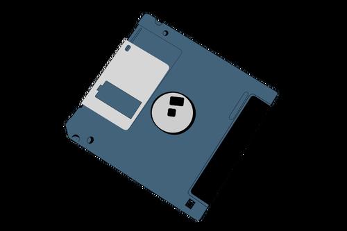 Diskette clipart picture library library Computer diskette vector clip art | Public domain vectors picture library library