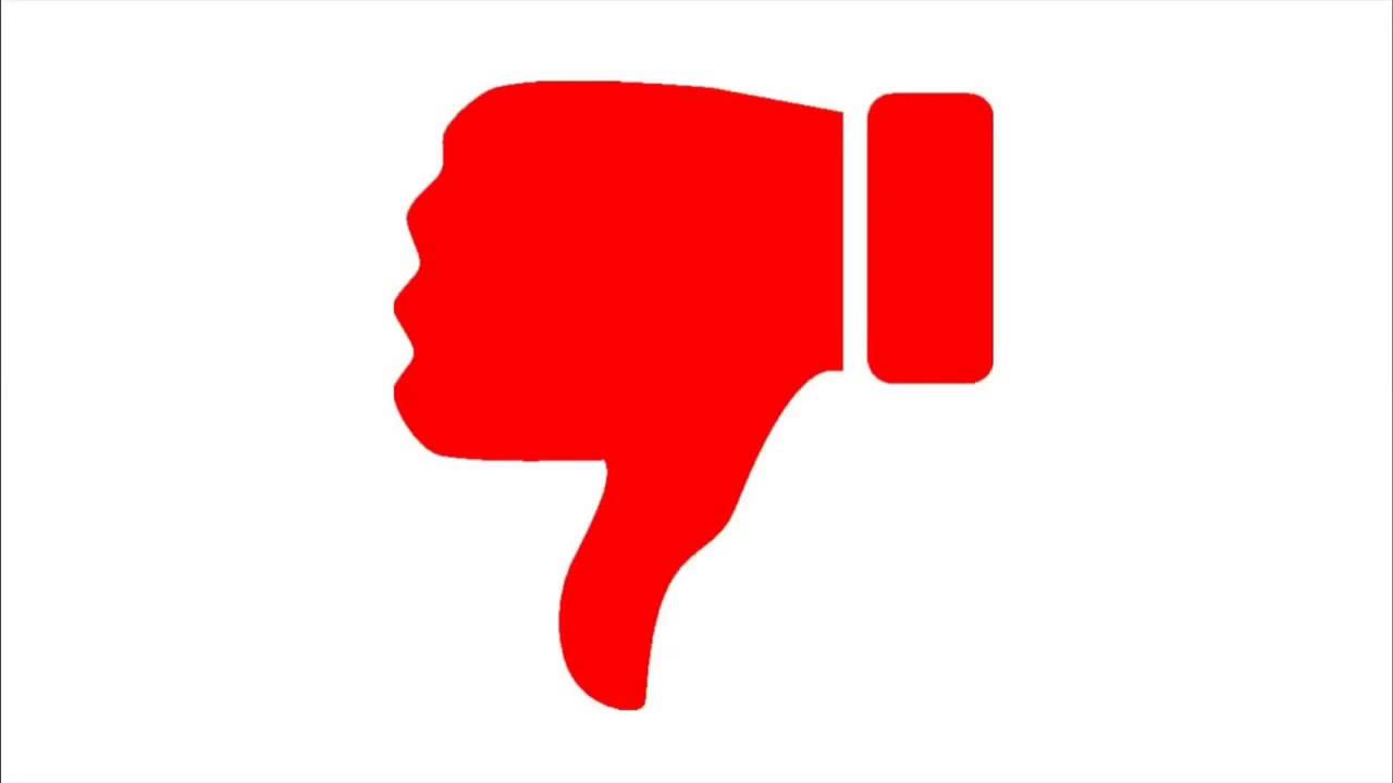 Dislike clipart. Gambar best the button