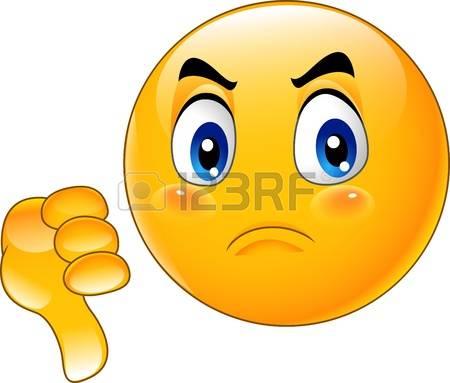 Dislike face clipart banner freeuse stock 3,967 Dislike Symbol Stock Vector Illustration And Royalty Free ... banner freeuse stock
