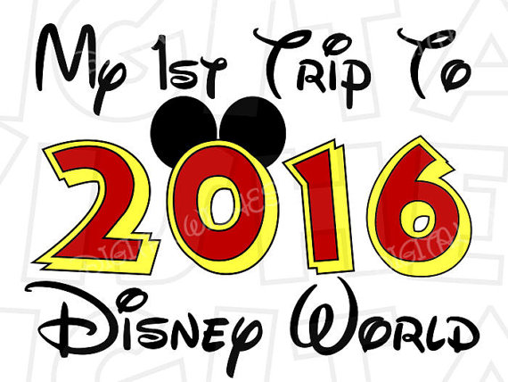Disney 2016 clipart picture black and white Disney 2016 clipart - ClipartFest picture black and white