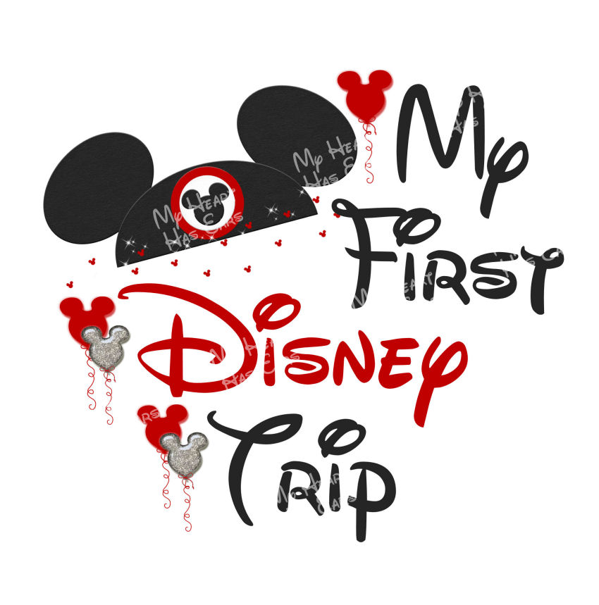 Disney 2016 clipart clip art royalty free stock Disney World 2016 in character text INSTANT DOWNLOAD digital clip ... clip art royalty free stock