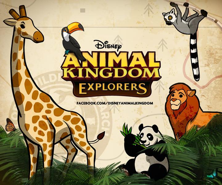 Disney animal kingdom clipart banner transparent download Animal Kingdom Clipart - Clipart Kid banner transparent download