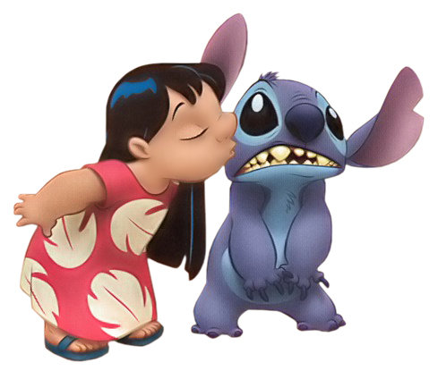 Disney animated clipart png royalty free Lilo and Stitch Clip Art and Disney Animated Gifs - Disney ... png royalty free