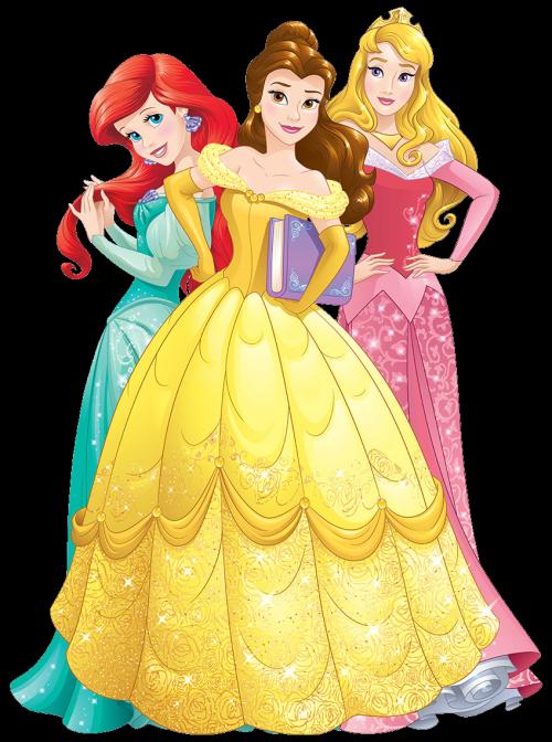 Disney aurora pumpkin clipart clipart download Nuevo artwork/PNG en HD de Belle con Aurora y Ariel - Disney ... clipart download