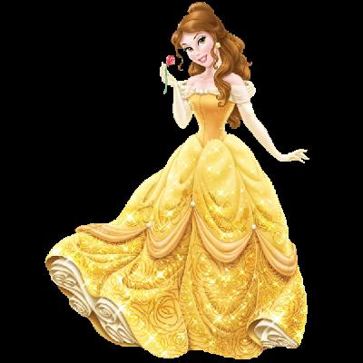 Disney belle background frame clipart freeuse download Image of Disney Princess Clipart #1105, Princess Belle Cartoon ... freeuse download