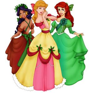 Disney belle christmas clipart svg transparent download disney christmas - Polyvore svg transparent download