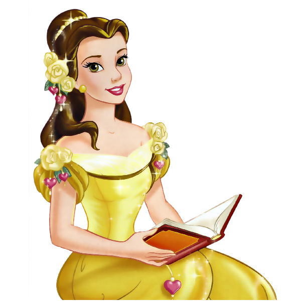 Disney belle sitting clipart graphic download 17 Best images about Princess Belle on Pinterest | Disney, Beauty ... graphic download