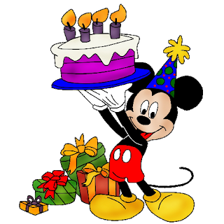Disney birthday cake clipart svg freeuse Mickey mouse cake clipart - ClipartFest svg freeuse