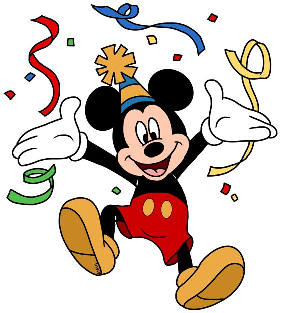 Disney birthday clipart clip art download Disney Birthdays and Parties Clip Art | Disney Clip Art Galore clip art download