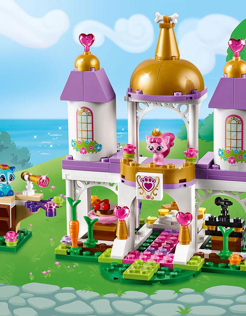 Disney building blocks clipart picture Lego Disney Princess Palace Pets Royal Castle | Building Blocks ... picture