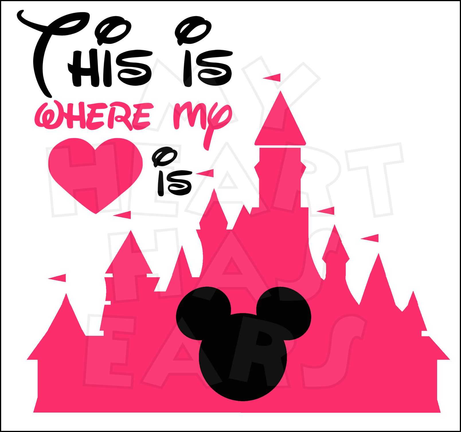 Disney building clipart graphic library stock Disney Castle Clipart craft projects, Building Clipart - Clipartoons graphic library stock