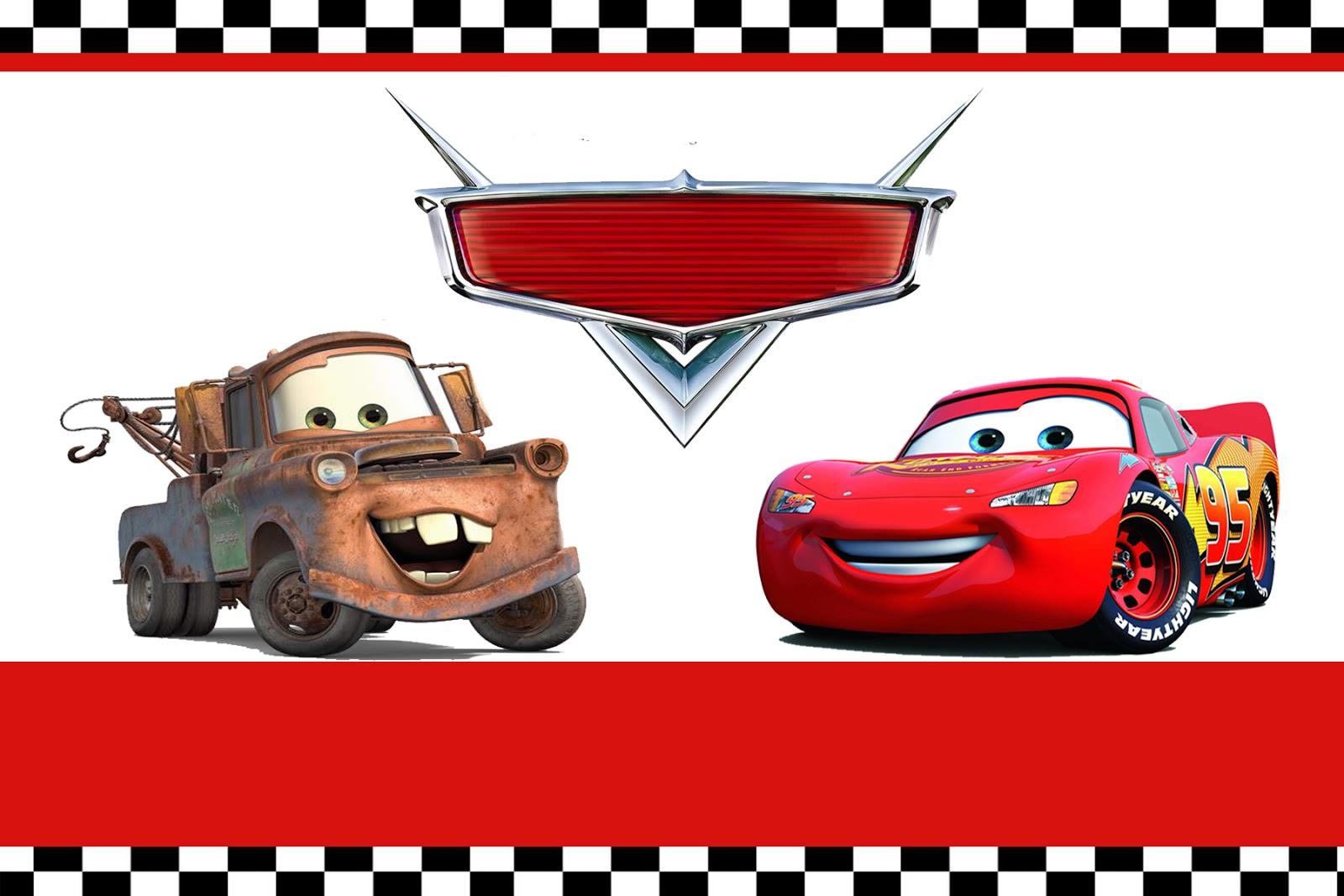 Disney cars 1st birthday clipart graphic free download Invite Disney Cars Clipart - Clipart Kid graphic free download