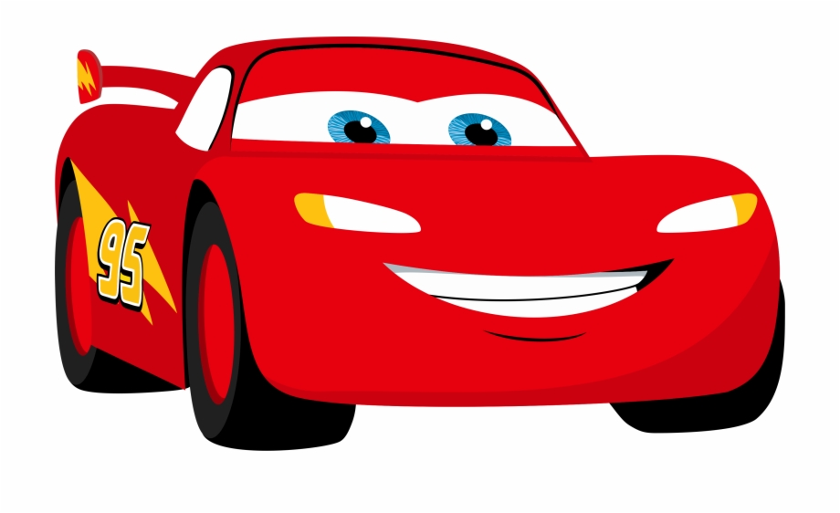Disney cars clipart clip black and white stock Mcqueen Cars Movie Cartoon Transparent Png Clip Art - Disney ... clip black and white stock