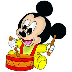 Disney cartoon character clipart picture library Disney Cartoon Characters | Disney Babies Cartoon Clip Art Images ... picture library