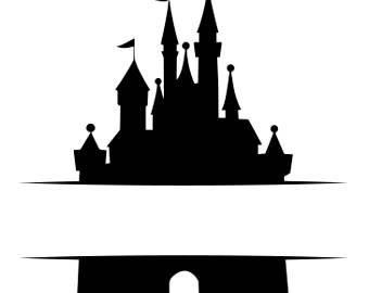 Disney castle silhouette clipart picture stock Disney Castle Silhouettes | Free download best Disney Castle ... picture stock