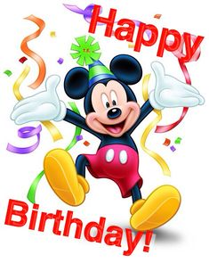 Disney character birthday clipart picture library stock 69 Best HAPPY BIRTHDAY DISNEY images in 2019   Birthday, Birthday ... picture library stock