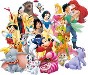 Disney character clip art picture freeuse stock Disney Characters Clipart & Disney Characters Clip Art Images ... picture freeuse stock