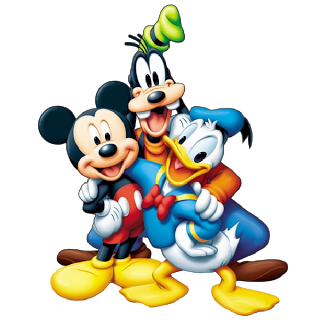Disney character clip art clip free library Cartoon Images clip free library