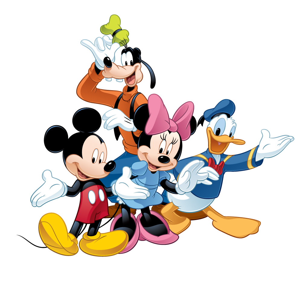 Disney character clipart jpg free download Disney Characters Clipart - Clipart Kid jpg free download