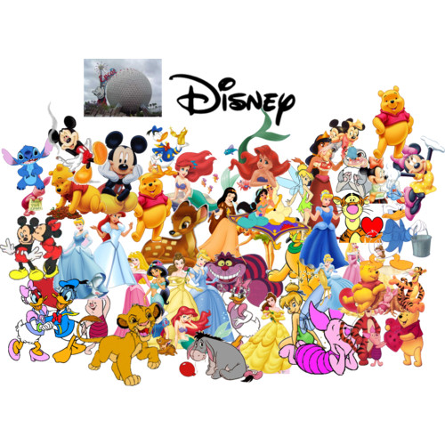 Disney character clipart free vector library Disney characters clipart - ClipartFest vector library