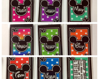 Disney character luggage tags clipart image library stock Disney character luggage tags clipart - ClipartFest image library stock