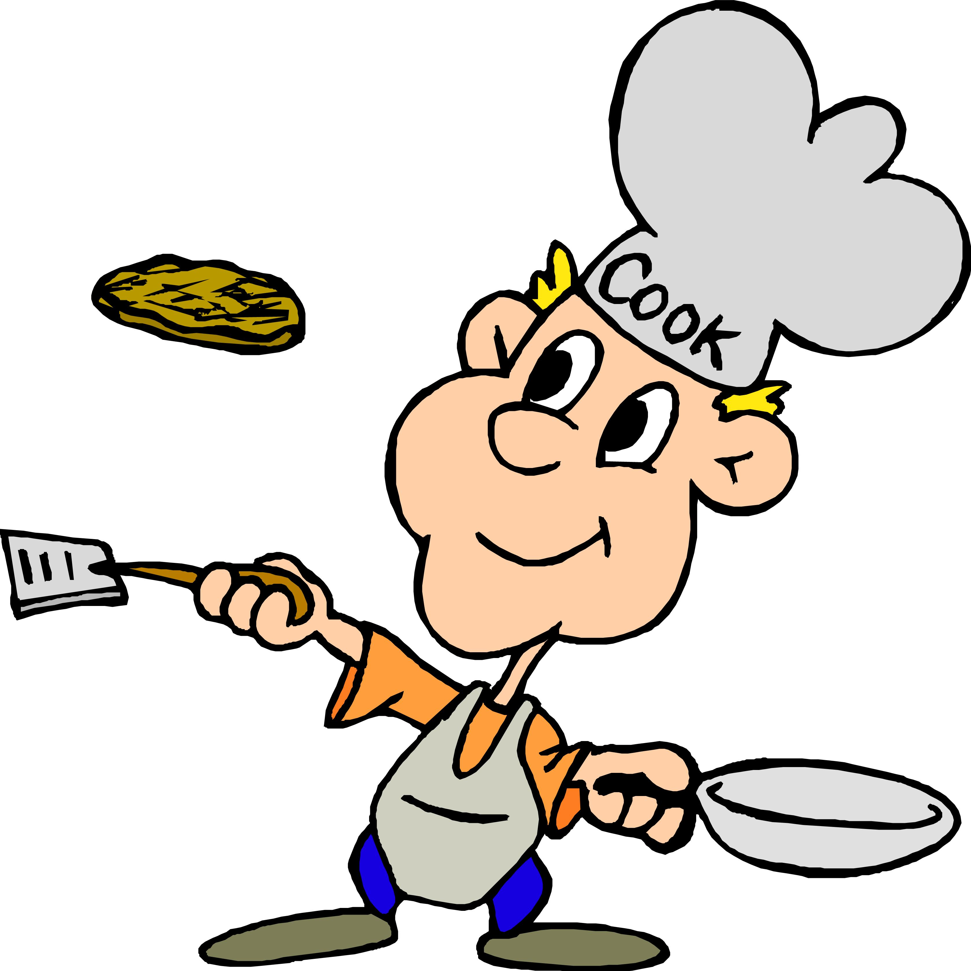 Disney character making pancakes clipart picture transparent download Cooking Cliparts - Cliparts and Others Art Inspiration picture transparent download