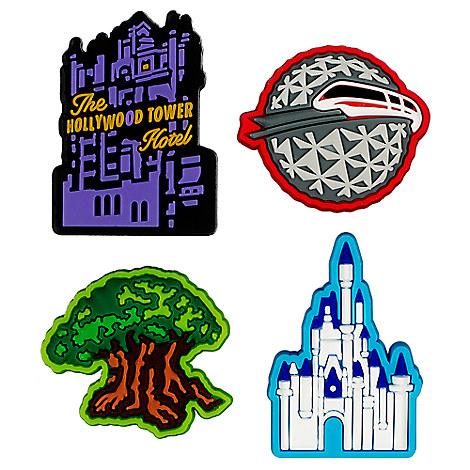 Disney character park gear clipart free stock Walt Disney World Park Icons MagicBandits Set | Disney Store free stock