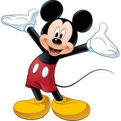 Disney character question clipart graphic black and white stock Quizizz Question Set - Customer Service the Disney Way graphic black and white stock