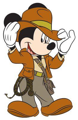 Disney character safari clipart jpg freeuse 17 Best images about Clip Art-Disney 1 Mickey/Minnie on Pinterest ... jpg freeuse