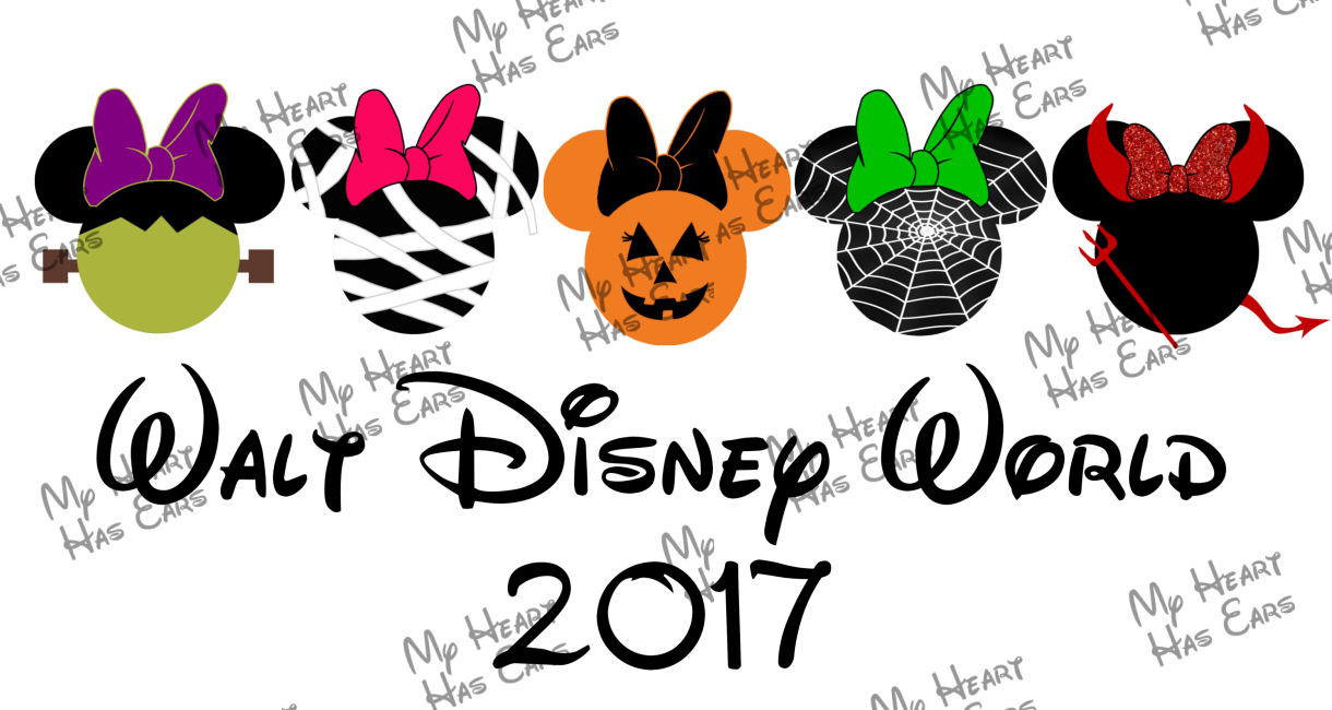 Disney character text digital clipart picture freeuse Halloween :: My Heart Has Ears picture freeuse