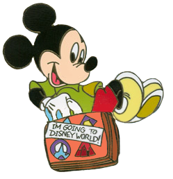 Disney character with suitcase clipart banner black and white library VWL Groupies & Lovers Thread (Special Collectors' Edition ... banner black and white library