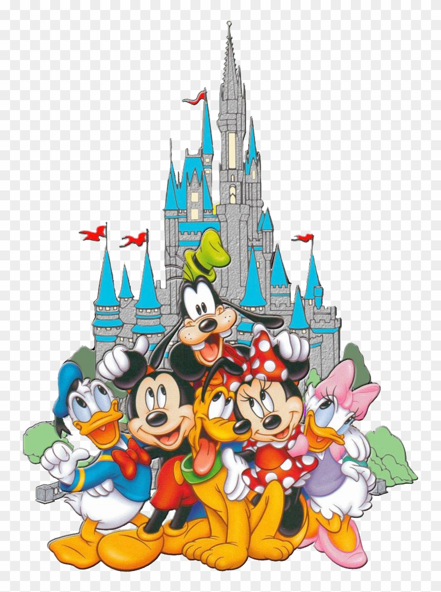 Disney characters cliparts banner royalty free Banner Free Library Amusement Clipart Disneyland Rides - All Disney ... banner royalty free