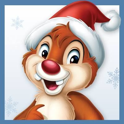 Disney christmas tree chip and dale clipart black and white Christmas - Disney - Chip & Dale | ❄️ CHRISTMAS - DISNEY ... black and white