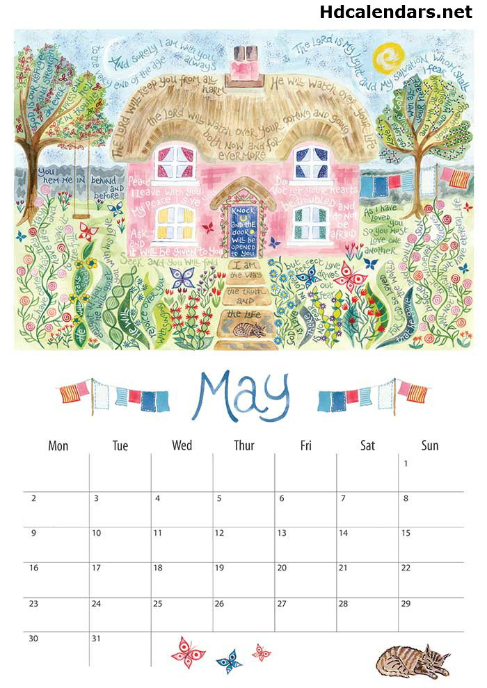 May crowd day blank. Disney clipart calendar 2016