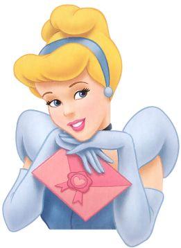 Disney clipart cinderella clipart vector transparent disney birthday clipart | All Things Princess, Princess Party ... vector transparent