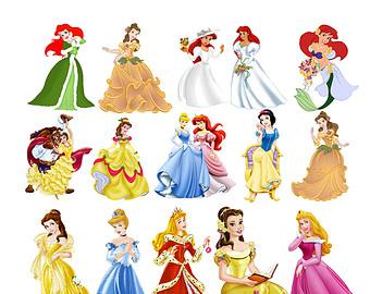 Disney clipart cinderella clipart clipart freeuse stock Disney Princess Clipart & Disney Princess Clip Art Images ... clipart freeuse stock