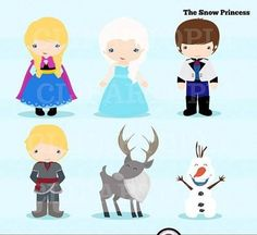 Disney clipart for commercial use clipart transparent Prince and princess clip art 12png300dpi for commercial and ... clipart transparent