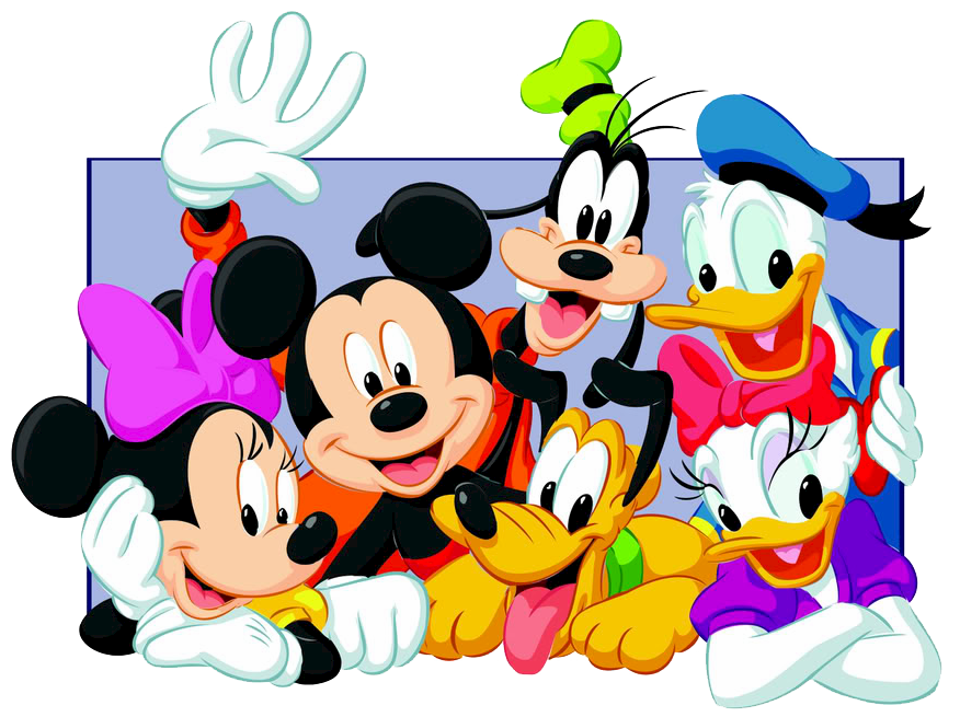 Disney clipart halloween jpg library library disgang2.png (876×655) | Mickey/Minnie clip | Pinterest | Mickey ... jpg library library