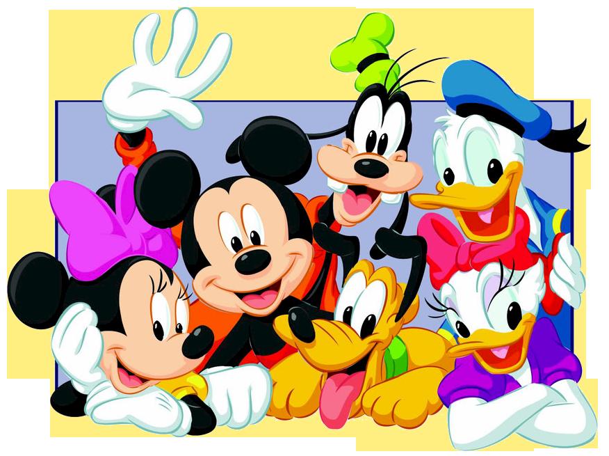 Disgang png mickey minnie. Disney clipart halloween