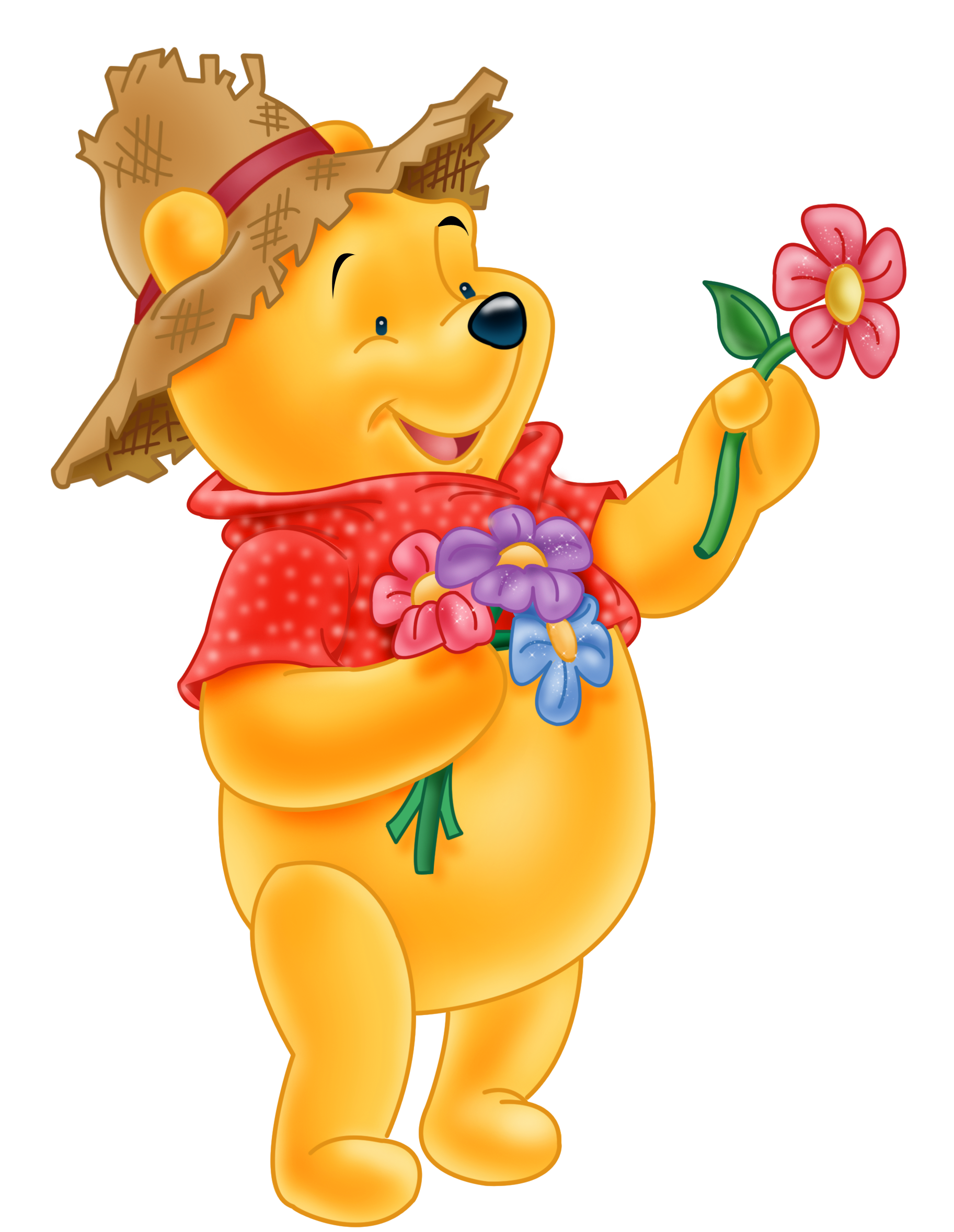 Winnie the pooh christmas clipart clip royalty free Winnie the Pooh PNG Clip Art Image | Disney | Pinterest | Art images ... clip royalty free