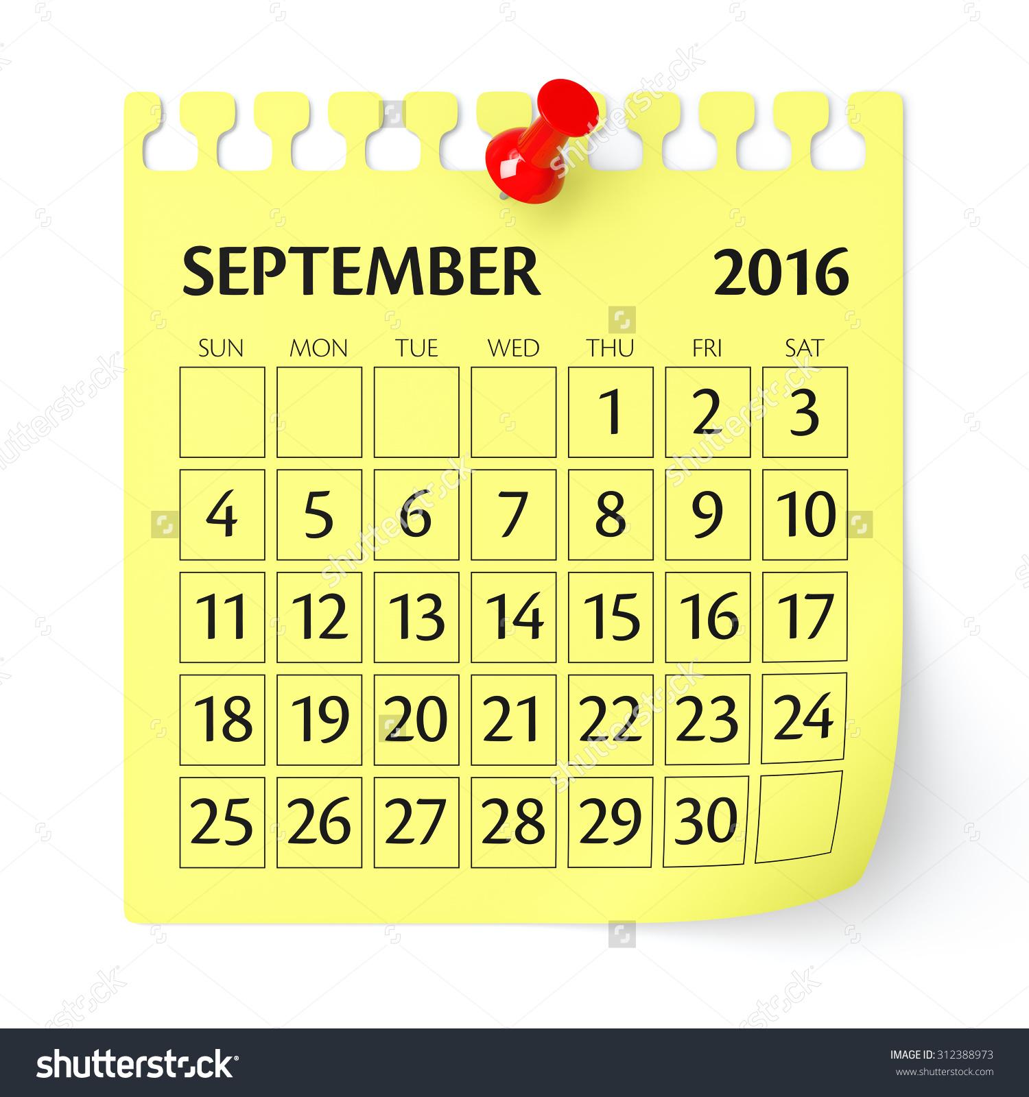 Disney clipart september calendar 2016 clipart free download September background calendar clipart - ClipartFox clipart free download