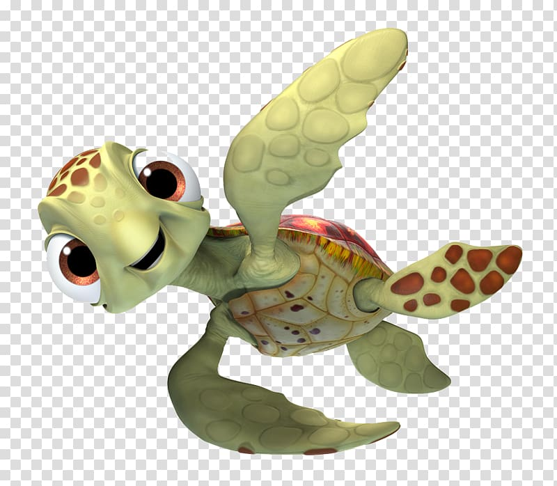 Disney crush transparent clipart svg free Green and brown turtle , Marlin Crush Turtle Pixar Character, dory ... svg free