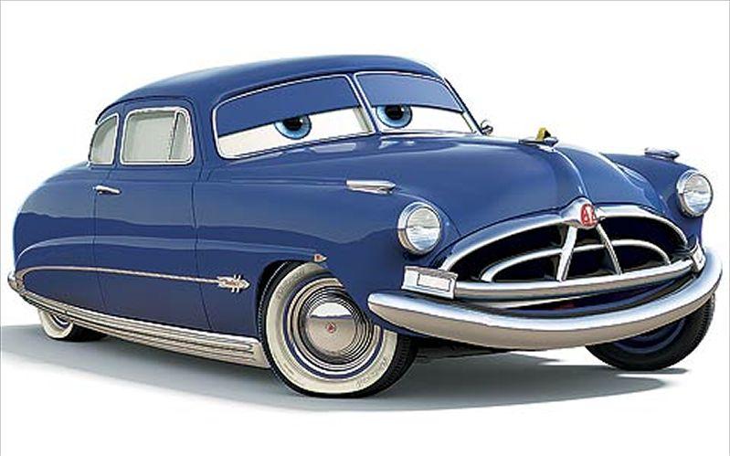 Disney doc clipart vector stock Doc Hudson Disney Cars Clipart - Clipart Kid vector stock